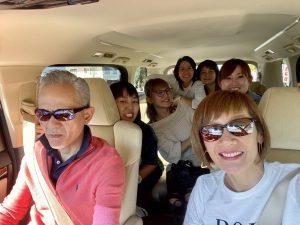 九州ツアー1日目②講演会のお楽しみ