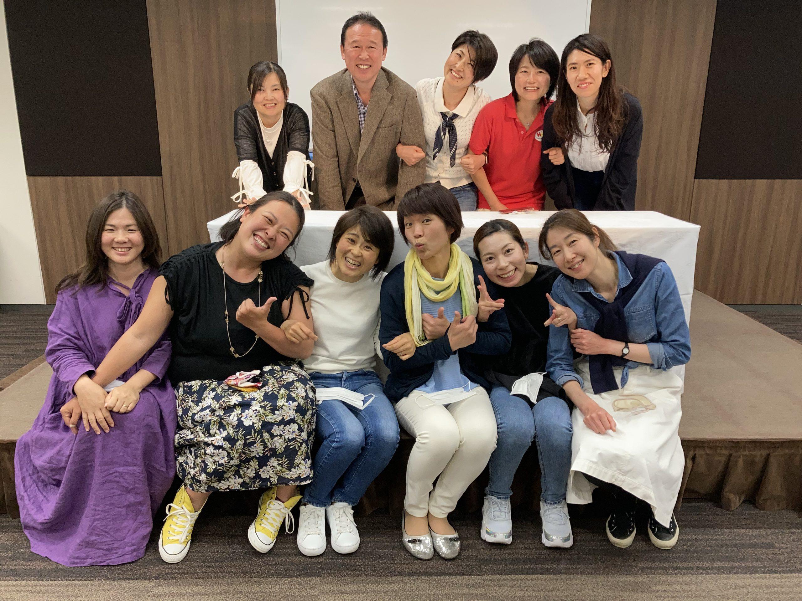 2021年4月『1年目のまとめ:愛着心』Gグループ感想