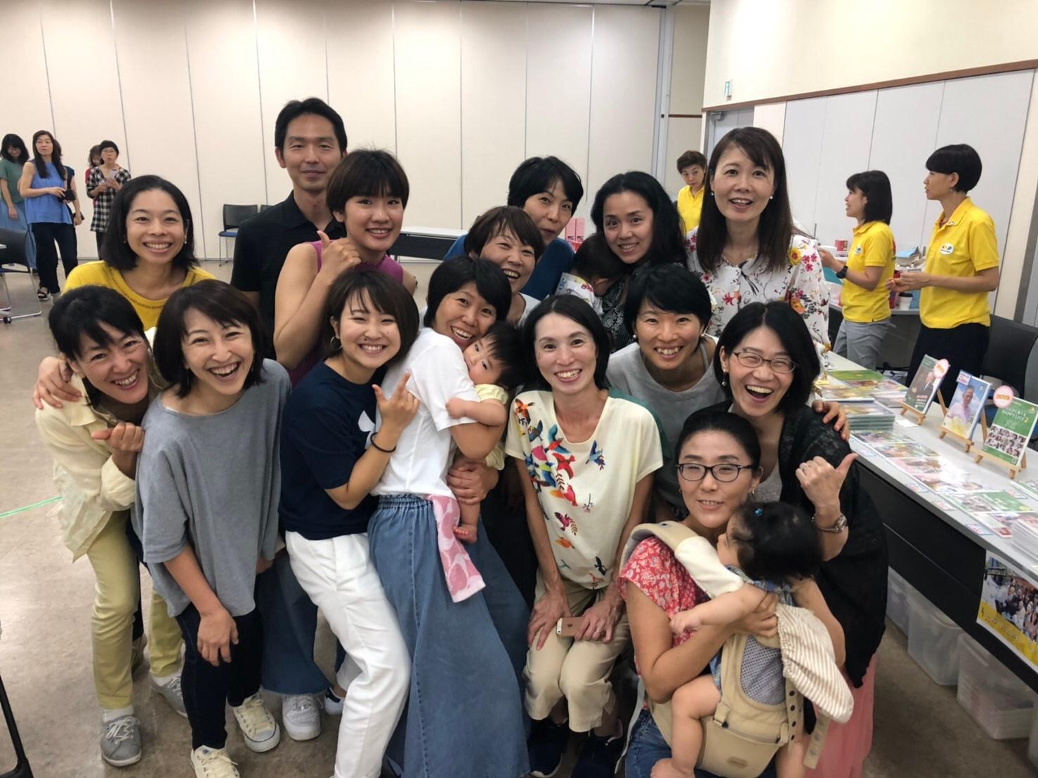2019/8/271010HAPPY藤沢クラスDグループ