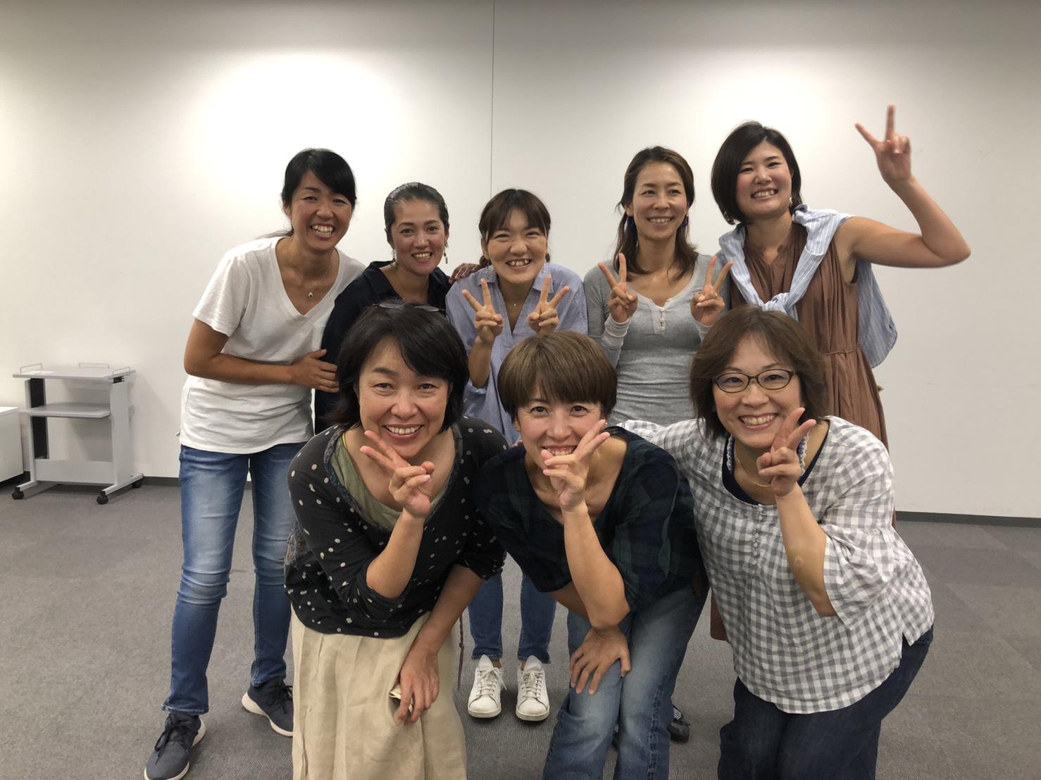 2019.10.1  1010HAPPY藤沢クラスBグループ