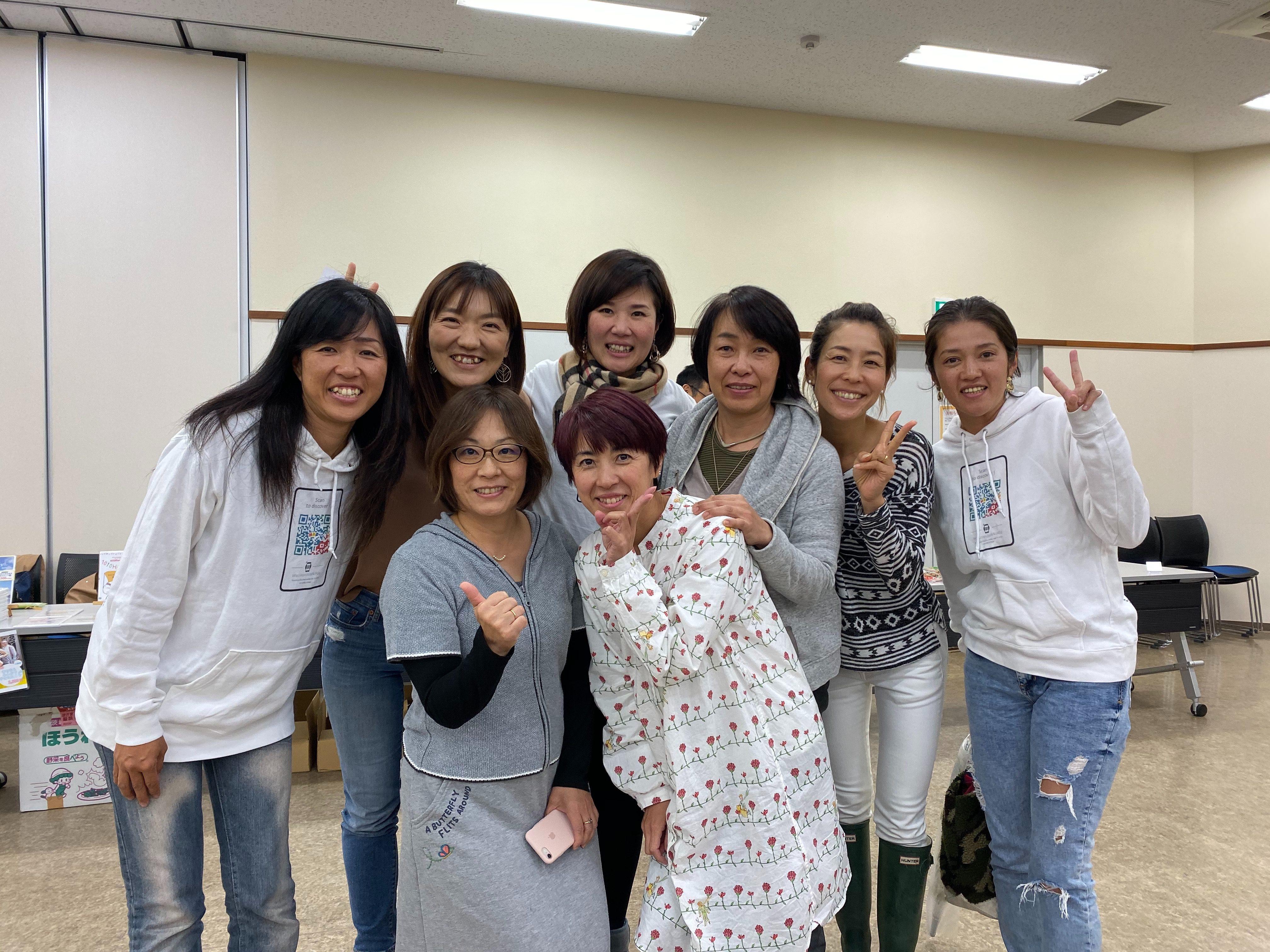 2019.10.29 1010HAPPY藤沢クラスBグループ