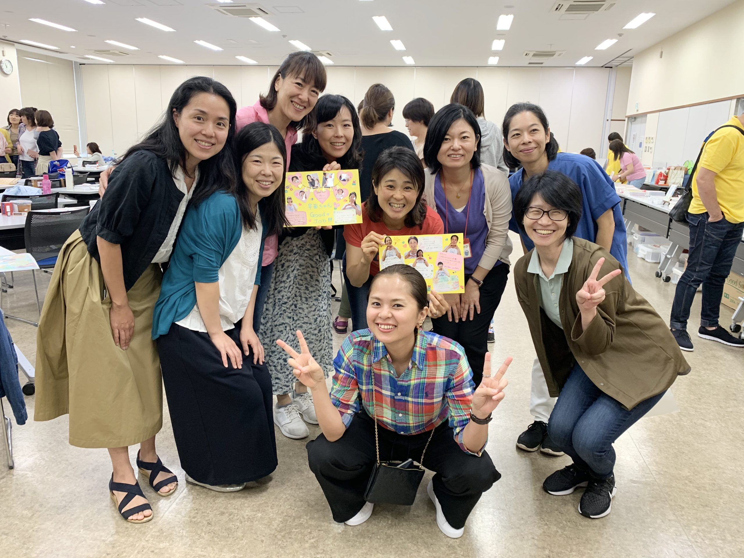 〜5月〜7月のまとめ!自愛〜 1010HAPPY藤沢 Fグループ感想