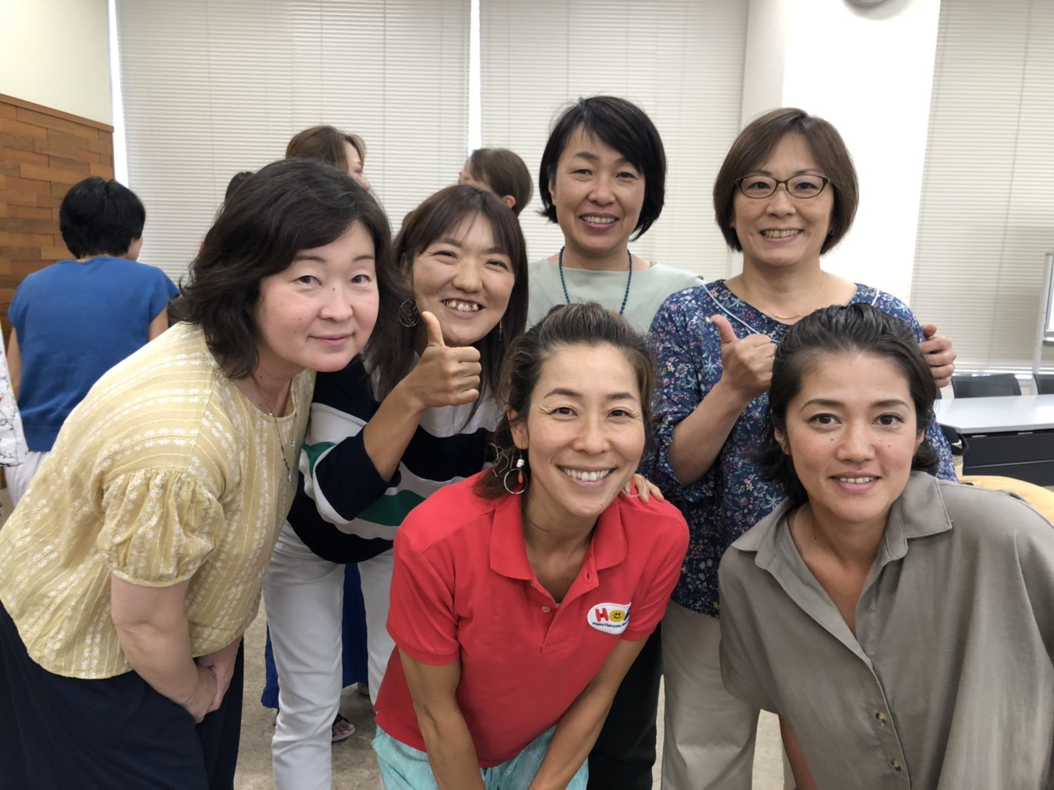 2019.08.27 1010HAPPY藤沢クラス  Bグループ