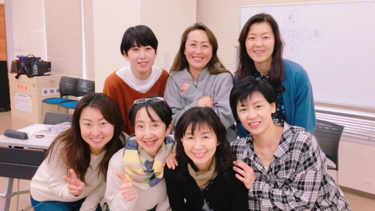 2020年 3月24日 1010HAPPY藤沢クラスカウントダウン!!!!〜5日前〜Gグループ4冊から見える自分編!