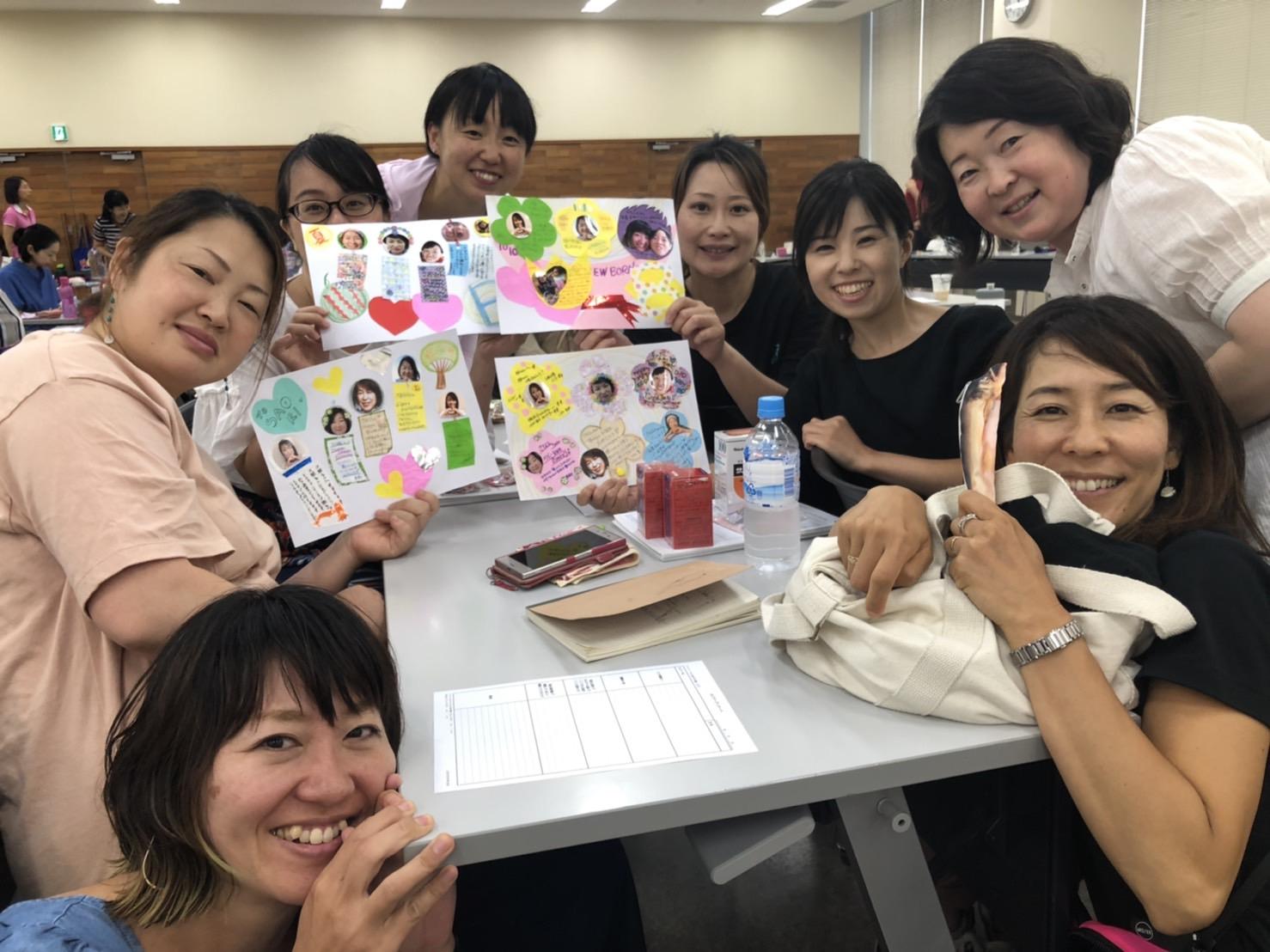 〜5月〜7月のまとめ!自愛〜 1010HAPPY藤沢 Bグループ感想