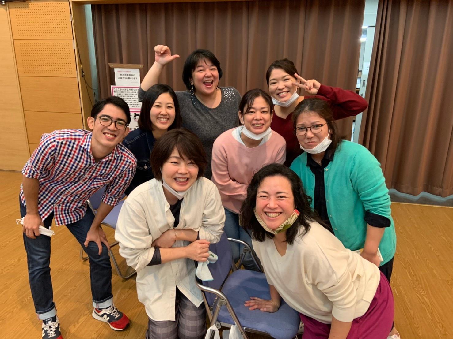 1年目のまとめ❣️沖縄Dグループ感想🌺