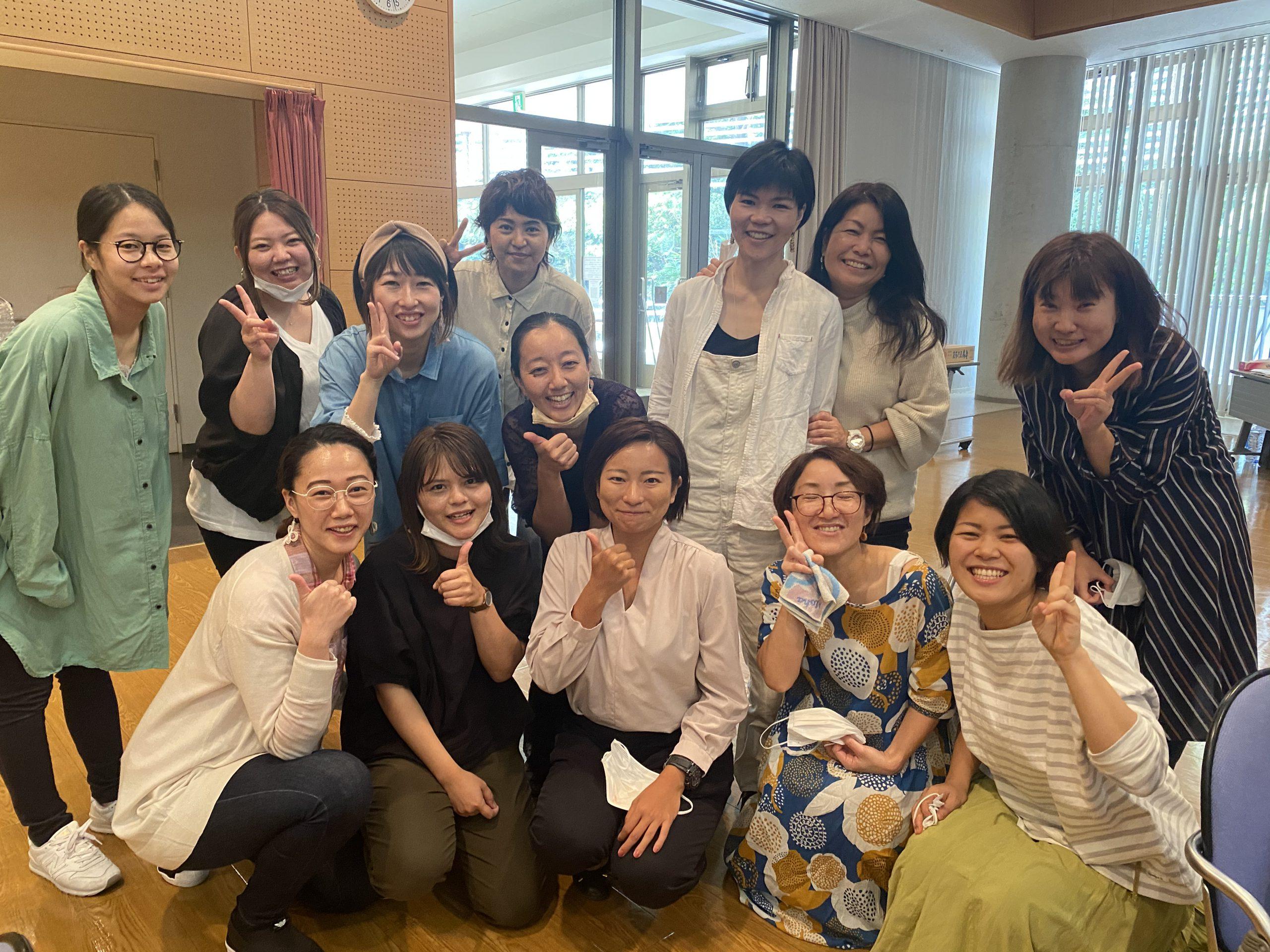 1年目のまとめ❣️沖縄Aグループ感想😊