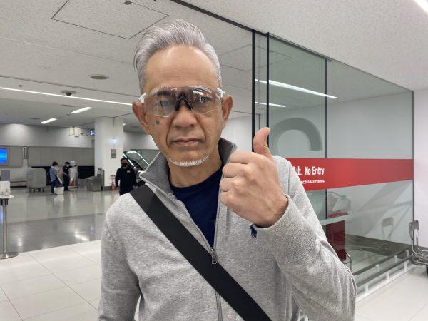 ✈️羽田空港着いたよ✨